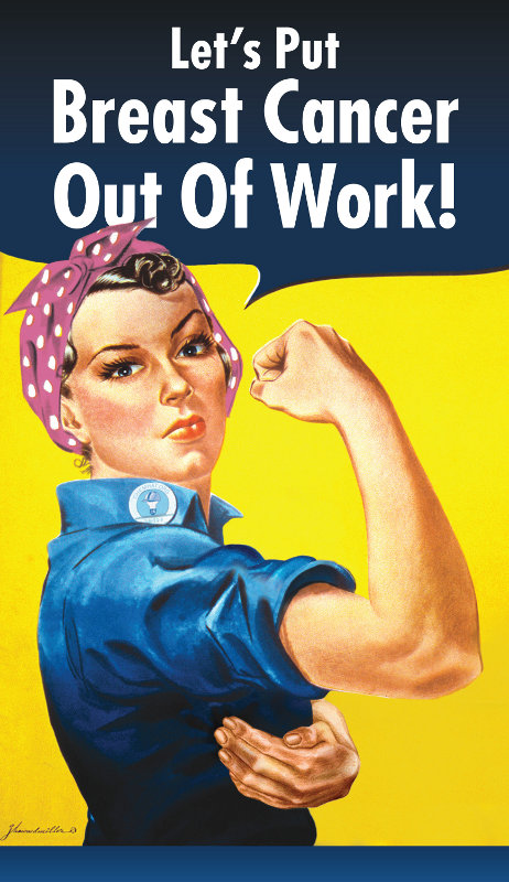 Let's Put Breast Cancer Out of Work!
